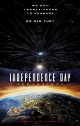 Independence Day: Resurgence (12A)