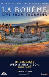 PUCCINI'S LA BOHÉME - Live from Taormina